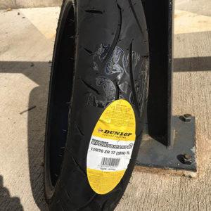 Neumático Dunlop SportSmart 2 120/70-17