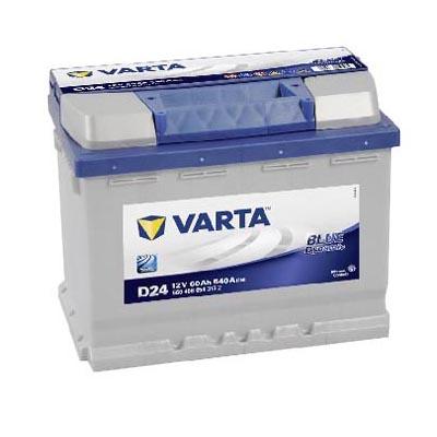 Bateria Varta D24 12v 60ah 540 560408054