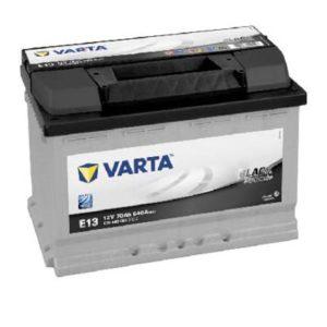 Batería Varta E13 70AH 12V 640A