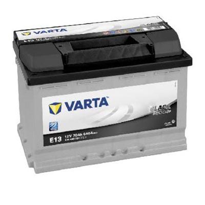 Bateria Varta E13 12v 70ah 640 57040904