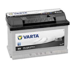 Batería Varta E9 70AH 12V 640A