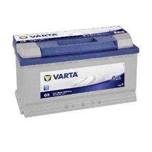 Batería Varta G3 95AH 12V 800A