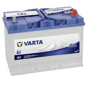 Batería Varta G7 95AH 12V 830A