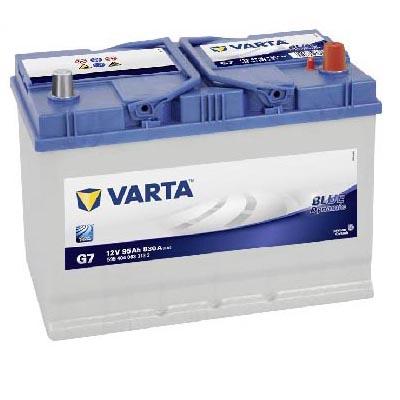 Bateria Varta G7 12v 95ah 830 595404083