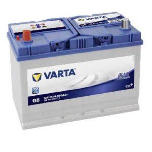 Batería Varta G8 95AH 12V 830A