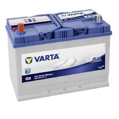 Bateria Varta G8 12v 95ah 830 595405083