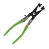 JBM Alicate para abrazaderas elasticas con punta rotativa 13707