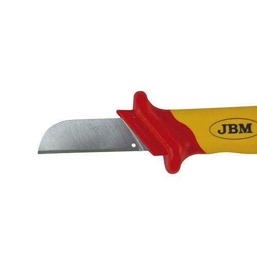JBM Cuchillo aislado recto 53164