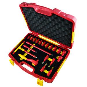 JBM Estuche de herramientas aisladas 20 piezas de 3/8″ – 53154