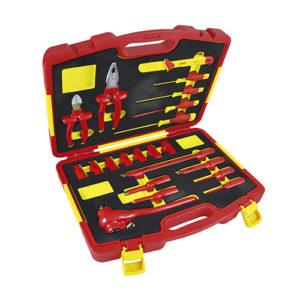 JBM Estuche de herramientas aisladas 21 piezas de 1/2″ – 53153