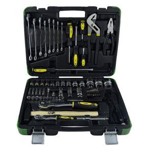 JBM Estuche de herramientas con 72 piezas – 53106