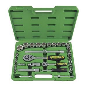 JBM Estuche de herramientas de 35 piezas en pulgada – 51885