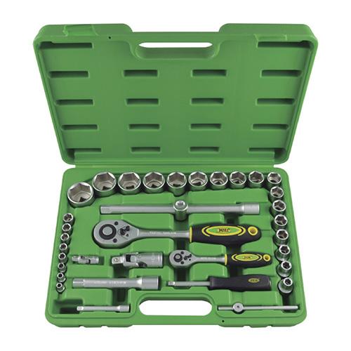 JBM Estuche de herramientas de 35 piezas en pulgada 51885