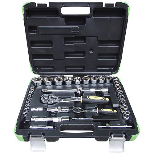 JBM Estuche de herramientas de 35 piezas en pulgada 53076