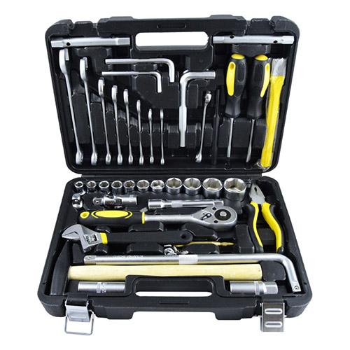 JBM Estuche de herramientas de 41 piezas con vasos hexagonales 52713