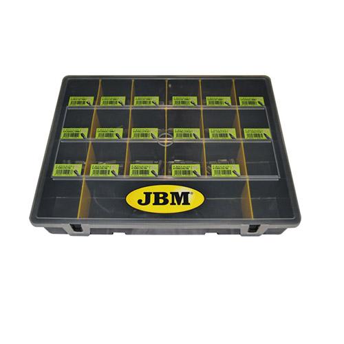 JBM Estuche de puntas en surtido 52539