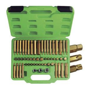 JBM Estuche puntas 55 piezas heavy duty – 52753