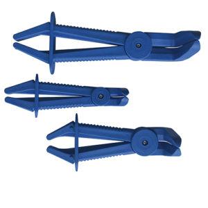 JBM Juego de tres pinzas para mangueras flexibles – 53395