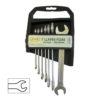 JBM Kit de 7 llaves fijas 50561