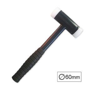 JBM Martillo nylon anti-rebote ø60mm – 52426