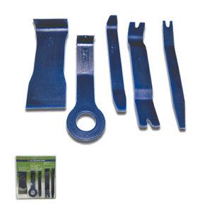 JBM Set 5 palancas nylon – 50901