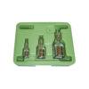 """JBM Set de 3 adaptadores magnéticos de 1/4"""""""
