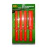 JBM Set de 4 palancas de nylon tipo cuchilla 51832