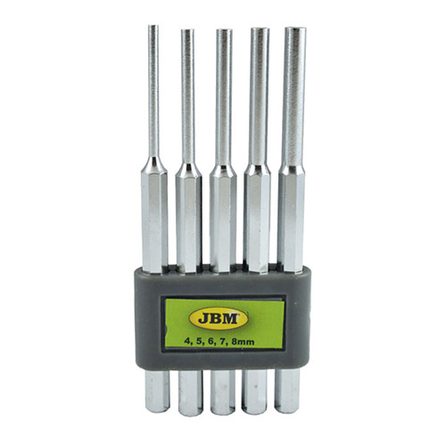 JBM Set de 5 botadores 52013
