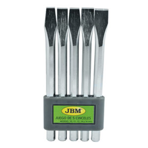 JBM Set de 5 cinceles – 52014