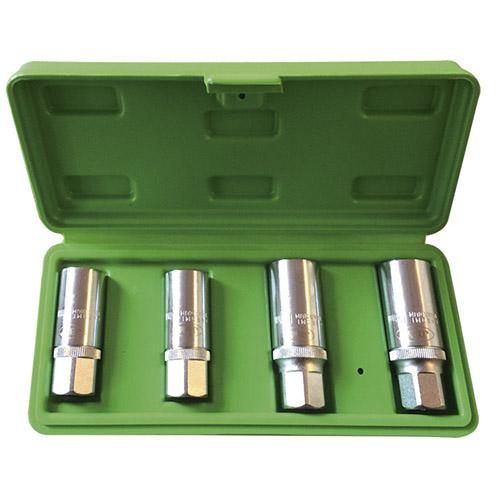 """JBM Set vasos extractores de esparragos de 1/2"""" 52833"""