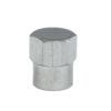 JBM Tapón de aluminio para válvula neumático 11900