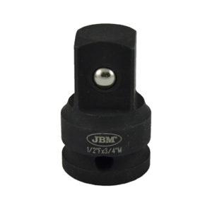 JBM Adaptador de impacto 1/2″h 3/4″m – 11962