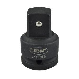 JBM Adaptador de impacto 3/4″h 1″m – 11965