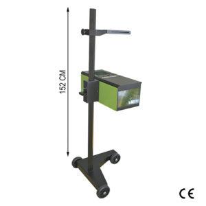 JBM Alineador de faros con luxómetro 152cm – 52740