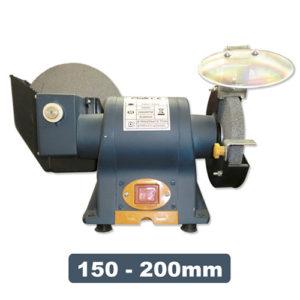 JBM Amoladora eléctrica 150-200mm – 52196