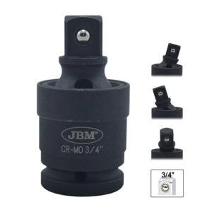 JBM Articulación universal de impacto 3/4″ – 11938
