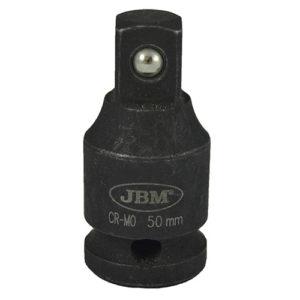 JBM Barra extensión de impacto 1/2″ 50 mm – 12937
