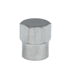 JBM Bolsa 16 unidades tapón aluminio para válvula neumática – 11903