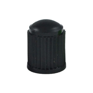 JBM Bolsa 50 unidades tapón plástico negro para válvula neumático – 11905