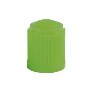 JBM Bolsa 50 unidades tapón plástico verde para válvula neumático – 11904