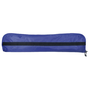 JBM Bolsa de emergencia plana 610x150mm azul – 53242