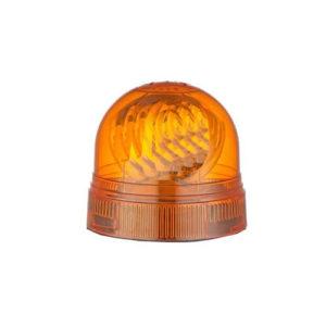 JBM Caparazón de girofaro naranja – 51969