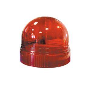 JBM Caparazón de girofaro rojo – 11325