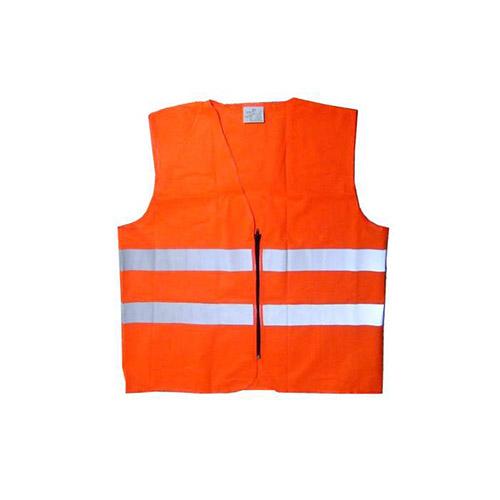 JBM Chaleco naranja reflectante homologado 50654
