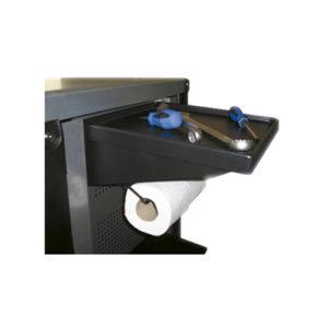 JBM Colgador bandeja + papel para armarios – 51436