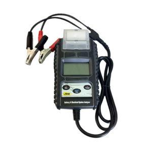JBM Comprobador de batería y alternadores con impresora – 52233