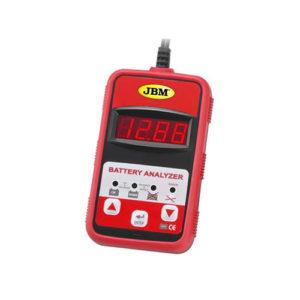 JBM Comprobador de baterías digital – 51816