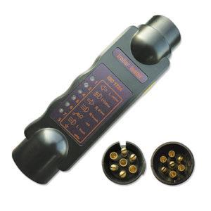 JBM Comprobador de luces de remolque 7 pins – 51929