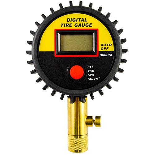 JBM Comprobador de presión digital de neumáticos (0-15 bar) 53418