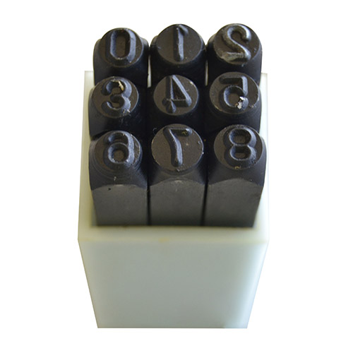 JBM Conjunto de matrices numéricas 6mm 52882